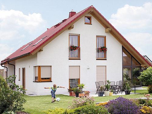 Vorbaurollladen alukon rollladen vor dem fenster - Fenster bodelshausen ...